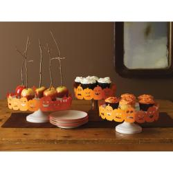 Martha Stewart 'Pumpkin' Die-Cut Garland (25-feet)