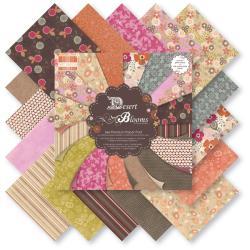 Desert Blooms Premium Paper Pad