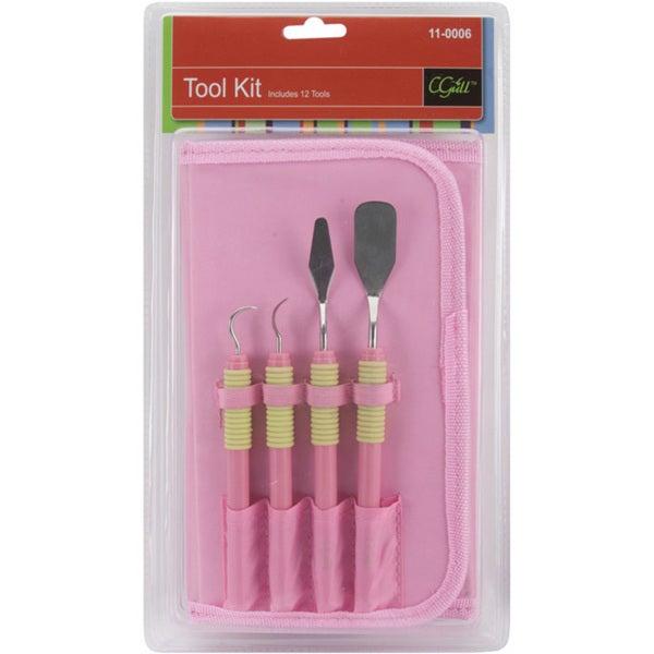 C-Gull Pink Tool Kit