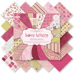 'Love Letters' Premium Paper Pad (8 x 8)