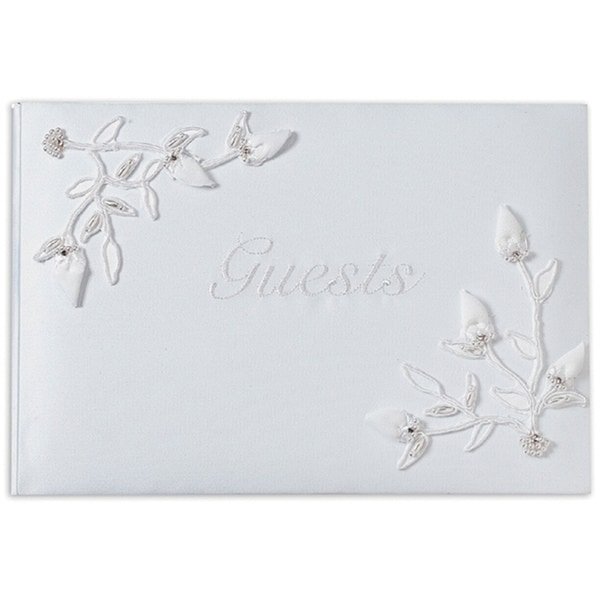 Darice Wedding Guest Book