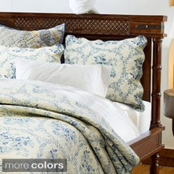 Reminiscent Mood 3-piece Quilt Set