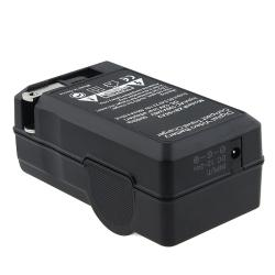 Battery Charger Set for Sony NP-FP50/ 70/ 90/ NP-FH50/ 40/ 60/ 10