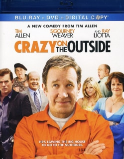 Crazy On The Outside (Blu-ray Disc)