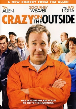 Crazy On The Outside (DVD)