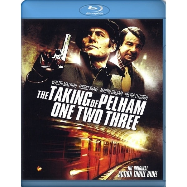 The Taking Of Pelham One Two Three (Blu-ray Disc) 8332207