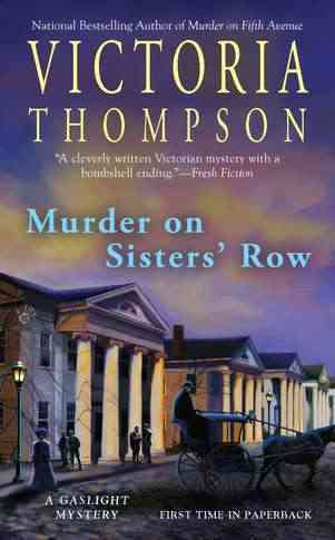 Murder on Sisters' Row (Paperback)