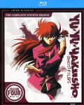 Yu Yu Hakusho: Season Four (Blu-ray Disc)