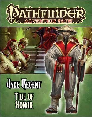 Jade Regent: Tide of Honor (Paperback)