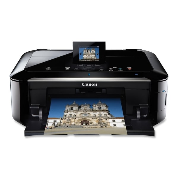 Canon MG5320 Inkjet Multifunction Printer - Color - Photo/Disc Print