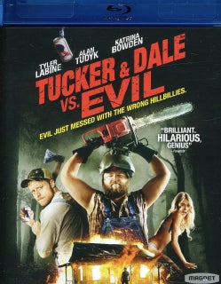 Tucker & Dale Vs. Evil (Blu-ray Disc)