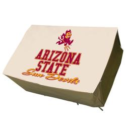 Arizona State Sun Devils Rectangle Patio Set Table Cover
