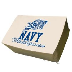 Navy Midshipmen Rectangle Patio Set Table Cover