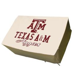 Texas AM Aggies Rectangle Patio Set Table Cover