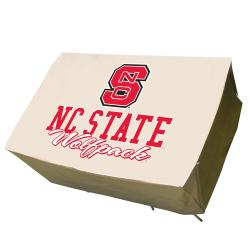North Carolina State Wolfpack Rectangle Patio Set Table Cover