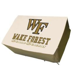 Wake Forest Demon Deacons Rectangle Patio Set Table Cover