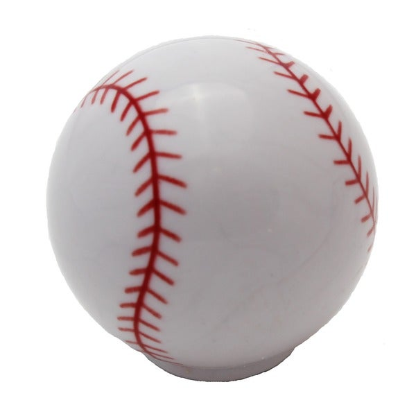 GlideRite Baseball Cabinet or Dresser Sports Knobs (Case of 25)