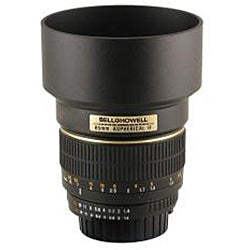 Bell + Howell 85mm f/1.4 Portrait Lens for Canon Cameras