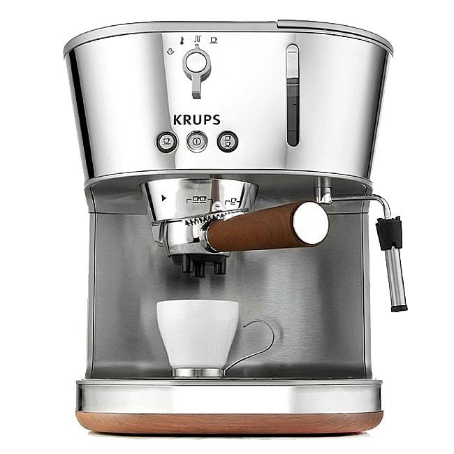 Krups XP4600 Silver Art Espresso Machine