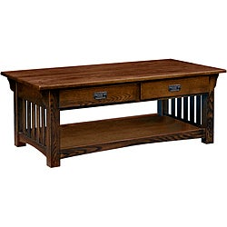 Sienna Two-drawer Coffee Table
