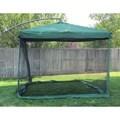 Premium Netted Gazebo-style Canopy Umbrella