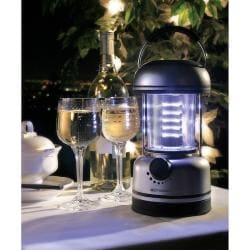 Lightweight Portable Emerson 20 LED Battery-operated Lantern