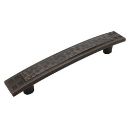 GlideRite Oil Rubbed Bronze Mission Cabinet Pulls (Pack of 25)
