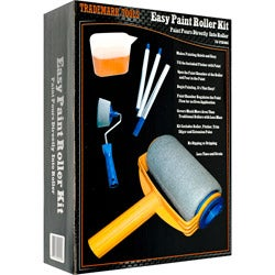 Trademark Tools Easy Paint Roller Kit