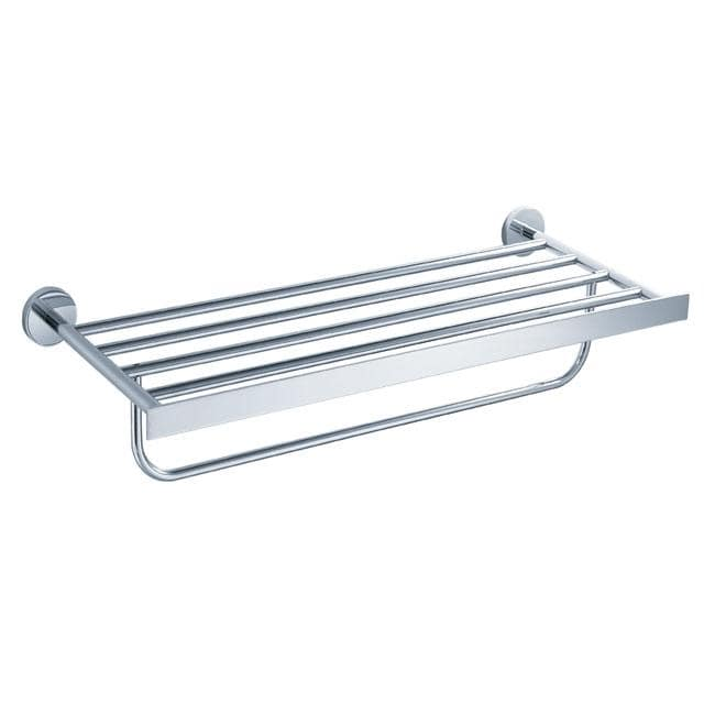 Kraus Imperium Bathroom Accessories Bath Towel Rack with Towel Bar at Sears.com