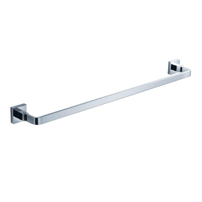 Kraus Aura Bathroom Accessory 600mm Towel Bar
