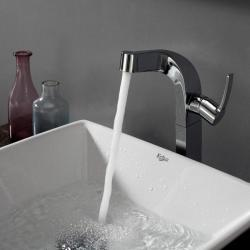 Kraus Typhon Single Lever Vessel Faucet