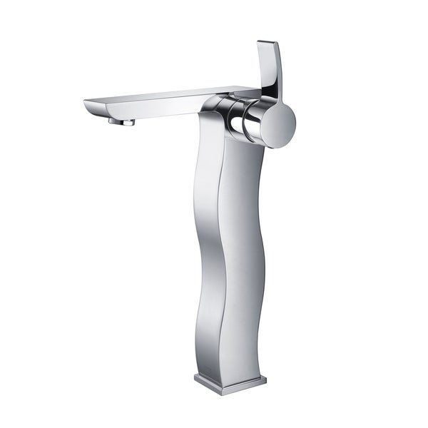 Kraus Sonus Chrome Single Lever Vessel Faucet
