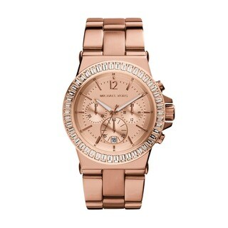 Michael Kors Women's MK5412 Bel Aire Rose Gold-tone Watch