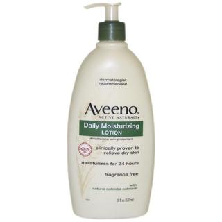Aveeno Active Naturals 18-ounce Daily Moisturizing Lotion