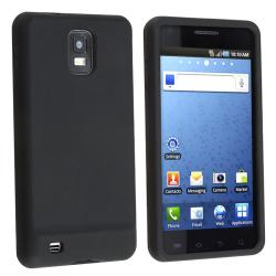 Black Silicone Case for Samsung Infuse SGH-i997 4G