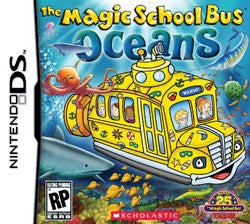 Nintendo DS - Magic School Bus Oceans