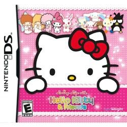 Nintendo DS - Loving Life W/ Hello Kitty