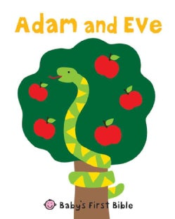 Adam and Eve (Board book)