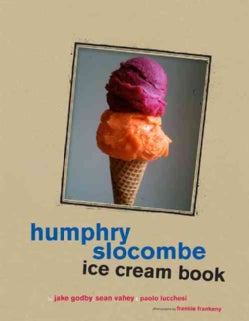 Humphry Slocombe Ice Cream Book (Paperback)