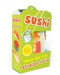 Sushi Touch-and-Feel Stroller Cards (Cards)