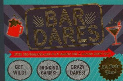 Bar Dares: Over 100 Scratch-and-Play Games for a Raging Night Out! (Paperback)