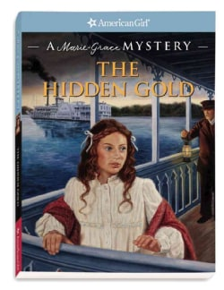The Hidden Gold: A Marie-Grace Mystery (Paperback)