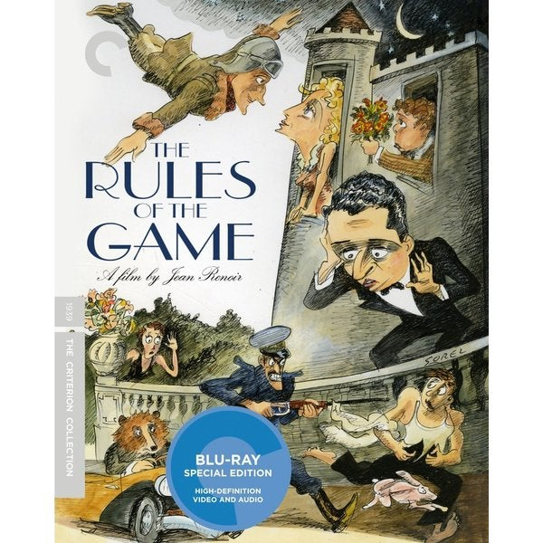 The Rules of the Game (Blu-ray Disc) 8336841