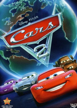 Cars 2 (Spanish Package) (DVD)