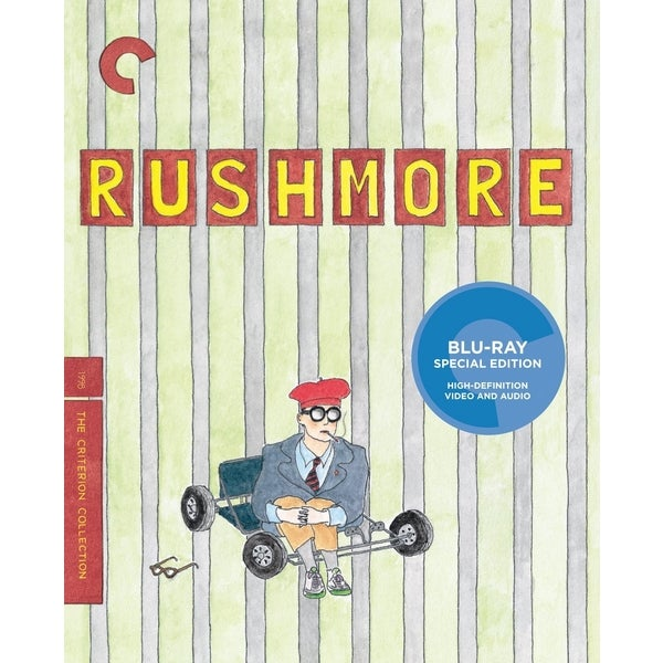 Rushmore (Blu-ray Disc) 8336872