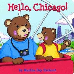Hello, Chicago! (Board book)