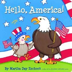 Hello, America! (Board book)