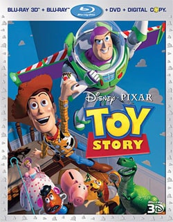 Toy Story 3D (Blu-ray/DVD)