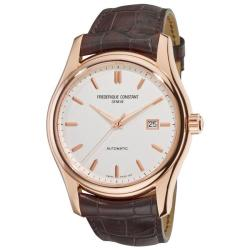Frederique Constant Men's FC-303V6B4 'Clear Vision Automatic' Watch