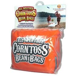 Driveway Games Orange All-weather Corntoss Bean Bag Game
